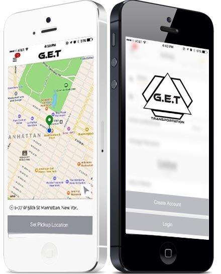 GET Transportation Google App